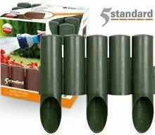 CELLFAST Palisada ogrodowa 5 (zieleń) 14,5cmx2,3m