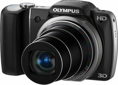Olympus SZ-10 3D