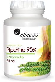 MEDICALINE Piperine 95% czystej piperyny+chrom