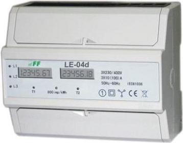 F&F Licznik energii elektrycznej LE-04D