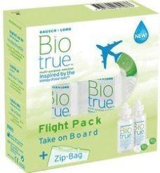 Bausch&Lomb Biotrue Flight Pack 2x60 ml