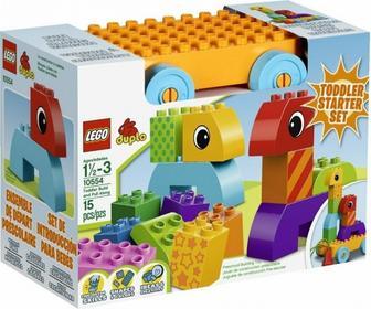 LEGO Kreatywny pojazd do ciągnięcia 10554