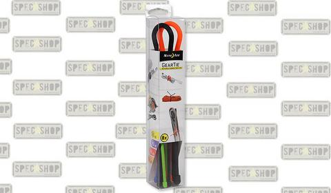 Nite Ize - Gear Tie Assortment 8pack - GTBA-A2-R8