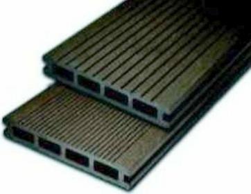DLH Deska tarasowa - kompozytowa ryflowana 25x150x2400mm Antracyt