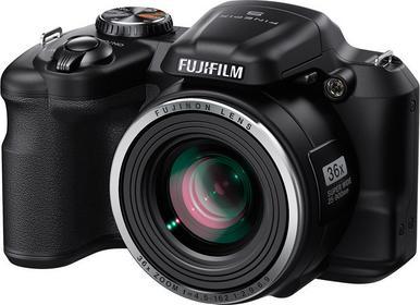 Fuji FinePix S8600 czarny