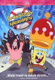 Imperial SpongeBob Kanciastoporty DVD