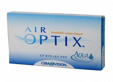 Ciba Vision Air Optix Aqua 6 szt.