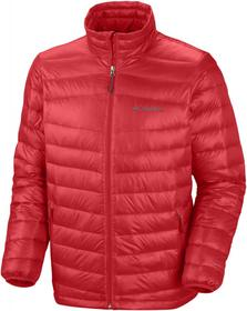 Columbia Platinum 860 TurboDown Down Jacket Bright Red S