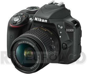 Nikon D3300 + AF-P 18-55