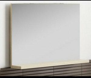 Aquaform ANCONA - lustro łazienkowe 120 x 60 cm, legno jasne 0409-223000