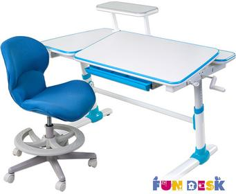 Fun Desk Invito Blue