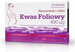 Olimp Kwas Foliowy 30 szt.