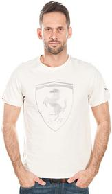 Ferrari PuMa T-shirt Męska Big Shield Tee 56732705