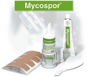 Bayer Mycospor 1% 15 g