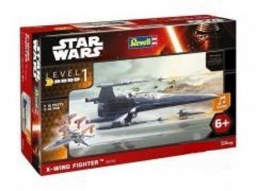 Star Wars. Resistance X-wing Fighter 18 elem.