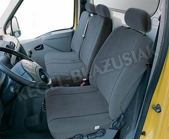 Kegel-Błażusiak Pokrowce do samochodów dostawczych Delivery Van Elegance DV 3