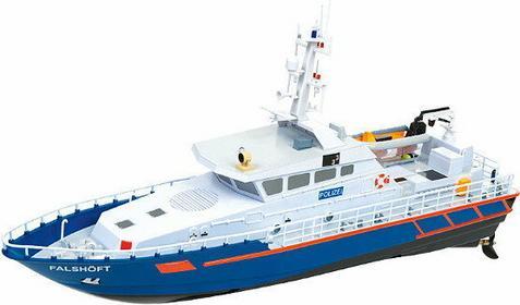 Carrera Falshft Patrol Boat 301006