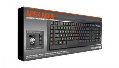 Steel Series Apex M800