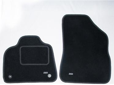 MotoHobby Dywaniki samochodowe CITROEN DS5 (2011-) -Citroen DS5 (2011-) - Komple