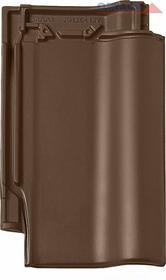 Monier RUPP - Dachówka AMBER 12V (brązowy) BRAAS