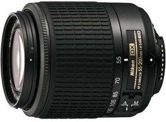 Nikon AF-S 55-200mm f/4.0-5.6 G DX ED
