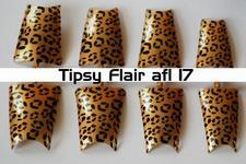 tipsy Air-brush (Pre-Designed) FLARE (Flair) 22szt. afl17 pantera
