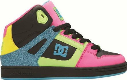 buty dla dzieci DC - REBOUND (BTU)