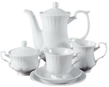 Chodzież IWONA Serwis do kawy 27 elementów 2S6583