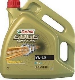 Castrol L EDGE TITANIUM FST TURBO DIESEL 5W40 4L