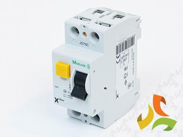 Moeller EATON CFI6-25/2/003-A różnicówka 25A wyłącznik różnicowo-prądowy