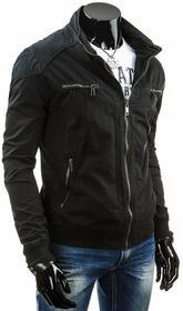 Dstreet Kurtka męska przejściowa (tx0775) - czarny