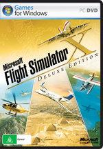 Microsoft Flight Simulator X Deluxe Edition PC
