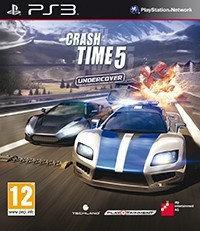 Crash Time 5: Undercover PS3