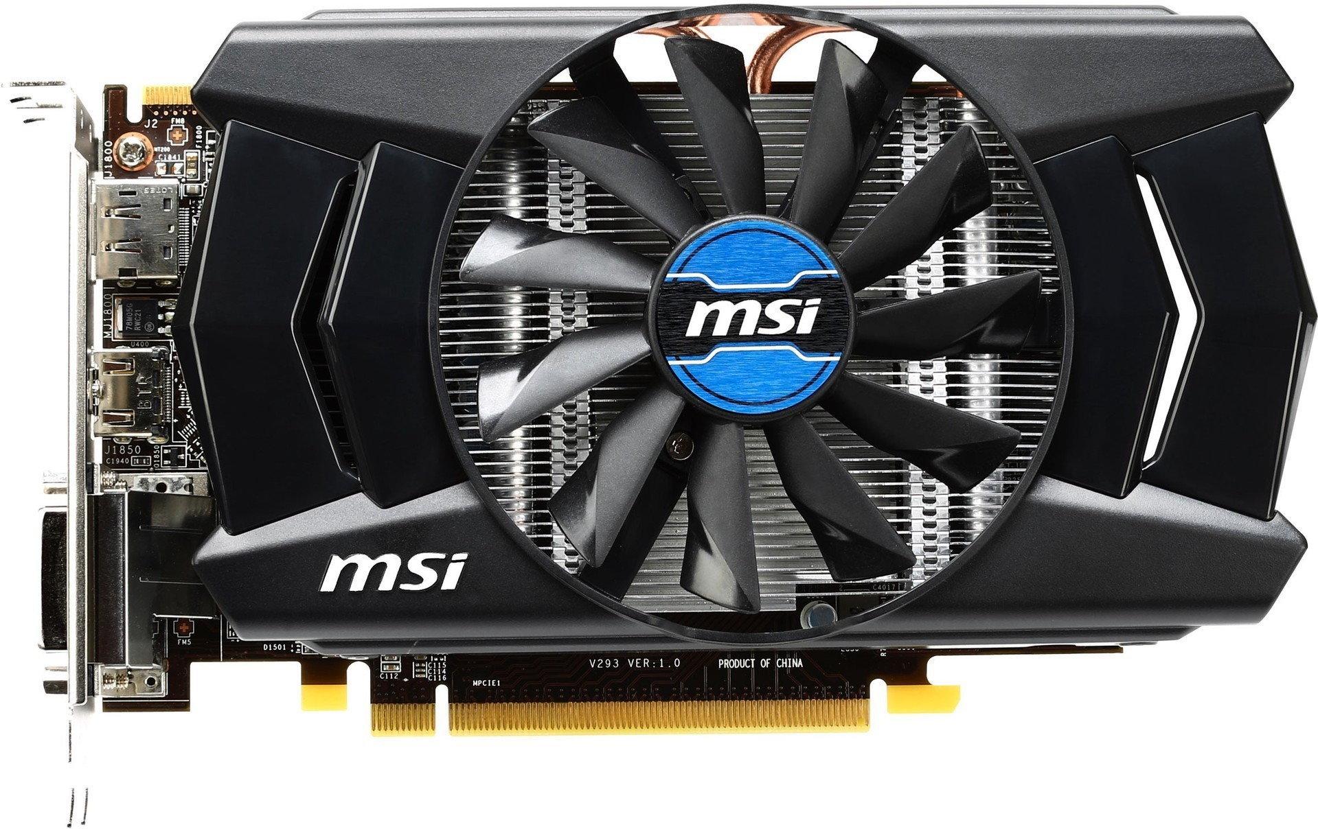 MSI R7 260X 2GD5 OC