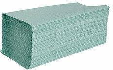 Office products Ręczniki składane ZZ makulaturowe ekonomiczne , 1-warstwowe, 4000