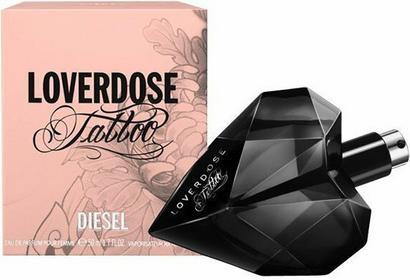 Diesel Loverdose Tattoo woda perfumowana 75ml TESTER