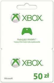 Microsoft Xbox 50 Pln