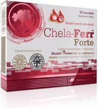 Olimp Chela Ferr Forte 30 szt.