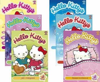 Hello Kitty: Jaś i Małgosia / Dziewczynka z zapałkami / Dziadek do orzechów / Śp