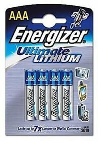 Energizer BATERIA LITHIUM AAA L91 3+1szt. 635883