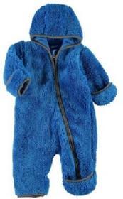 Name it Boys Baby Kombinezon plusz Teddy NITTEDDY brilliant blue 13118674