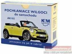 K M Samochodowy Pochłaniacz Wilgoci AUTODRY AK 102