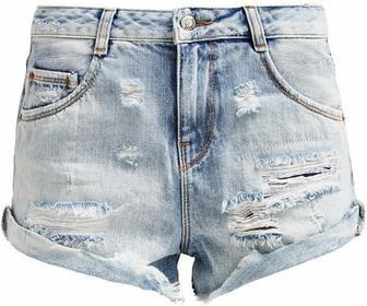 LTB AMELIE Szorty jeansowe starletta wash 60370