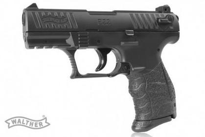 Walther Pistolet ASG P22Q MS sprężynowy 2.5891