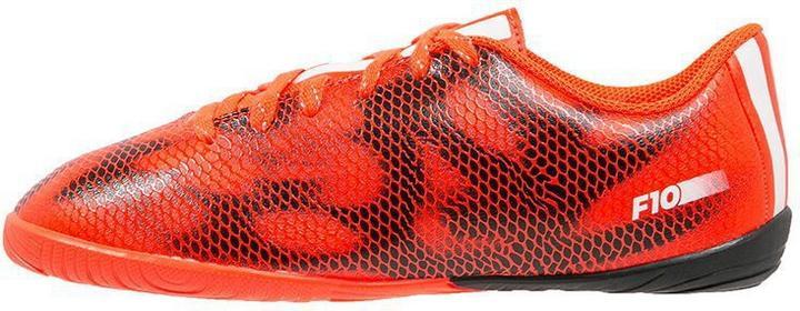 Adidas Performance F10 IN Halówki solar red/white/core black B40506