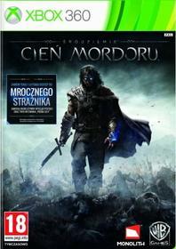 Śródziemie Cień Mordoru Xbox 360