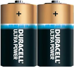 Duracell Zestaw 2 baterii alkalicznych Ultra 1 5V D (R20)