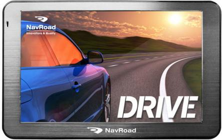 Navroad DRIVE NavroadMap Truck Europa