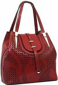 Bessie London Torebka czerwona BW2402