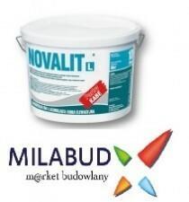Kabe NOVALIT L 5L - Polikrzemianowa (niskoalkaliczna silikatowa) farba lazurująca